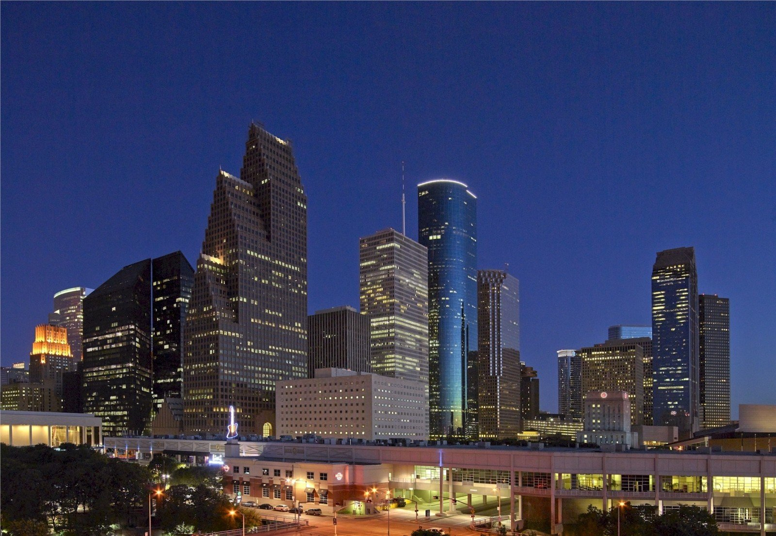houston outdoor lighting